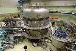 Trung Quốc thử nghiệm lò phản ứng tổng hợp hạt nhân
