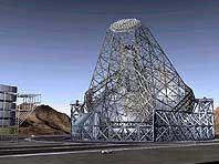 Kính thiên văn mặt đất sẽ 'vô dụng' vào năm 2050