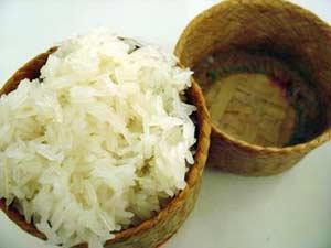 Công dụng chữa bệnh của gạo nếp