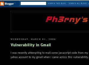 14 tuổi tìm ra lỗi trong Gmail