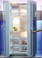 Tủ lạnh 'liên kế'