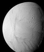Phát hiện nước trên mặt trăng sao Thổ