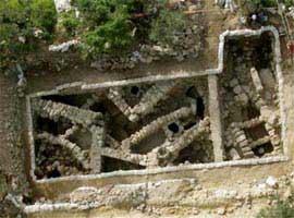 Khu hầm bí mật của người Do Thái tại Israel