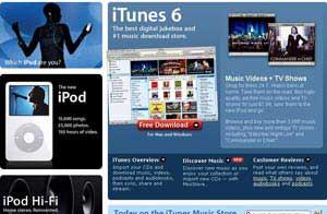 """Pháp """"ép buộc"""" Apple mở iTunes ra ngoài iPod"""