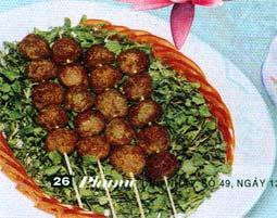 Thịt nướng ẩn chứa rất nhiều mầm mống gây ra ung thư.