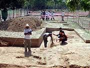 Phát hiện một thành cổ tại Bangladesh