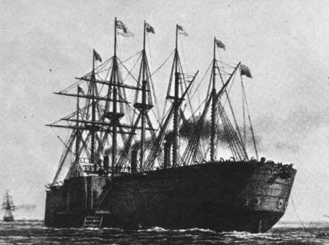 Lịch sử tầu thủy (phần 2)