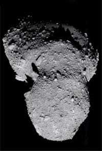 Nhật Bản phát hiện thiên thạch mới