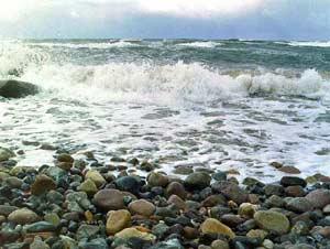 Biển Baltic có vị mặn nhạt nhất