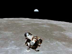 Bay đến Mặt Trăng, Apollo 11 từng gặp bất trắc