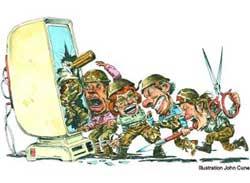 DNS - Vũ khí mới của dân DDOS đánh thuê