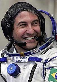Người Brazil đầu tiên bay vào vũ trụ