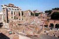 Cung điện cổ khơi dậy truyền thuyết thành Rome