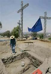 Kim tự tháp cổ lộ diện ở Mexico