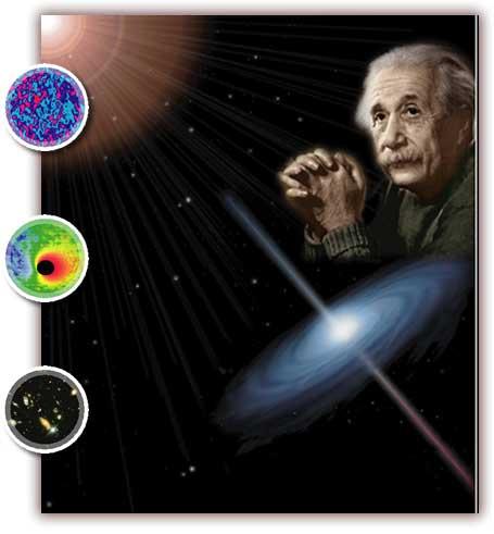 Dự báo thiên tài của nhà khoa học Albert Eistein đang được chứng minh trong thực tế.