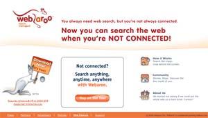 Lướt web không cần kết nối Internet