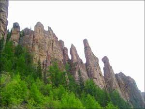 Bí ẩn 'thung lũng chết' ở Siberia