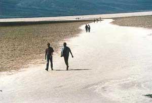 Thung lũng chết thuộc California