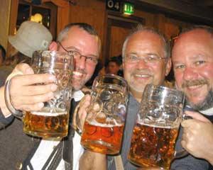 Kỹ thuật lên men bia mới của người Đức