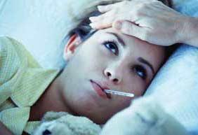 Bạn sốt do bệnh gì?