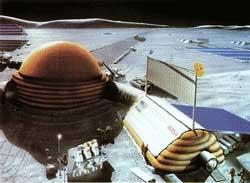 Năm 2009: Bắn phá Mặt Trăng để tìm nước