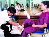 Đo mật độ xương cho bệnh nhân tại Viện lão khoa