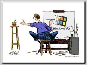 Mac-Windows: Sống chung nhưng chưa mặn nồng!