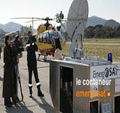 Emergesat, một thiết bị hỗ trợ nhân đạo cho mọi người