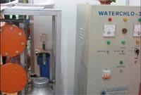 Waterchlo - thiết bị khử trùng nước sinh hoạt bằng muối