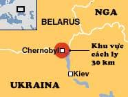 Chernobyl và sự kỳ diệu của thiên nhiên