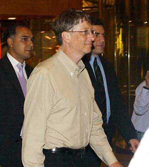 Bill Gates đã đến Việt Nam