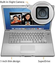 Apple bán ra dòng laptop mới