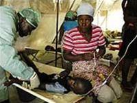 Bệnh dịch tả hoành hành tại Angola