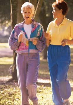 Ngăn ngừa tăng cân ở tuổi mãn kinh