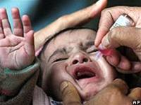 Mục tiêu của WHO là nhổ bỏ tận gốc bại liệt trên toàn cầu