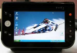 Eo v7110 - Ultra Mobile PC siêu mỏng