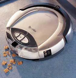 Roomba - robot hút bụi