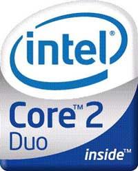 Intel công bố nhãn hiệu bộ vi xử lý Intel CoreTM 2 Duo