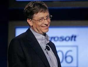 """Bill Gates lăng xê dịch vụ """"Game ở mọi nơi"""""""