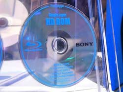 Sony bán đĩa trắng Blu-ray