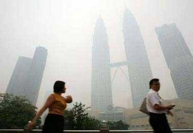 ASEAN đẩy mạnh giám sát khói mù do cháy rừng