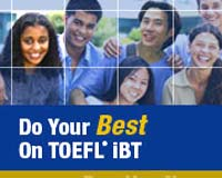 TOEFL iBT: Bước đột phá công nghệ trong thi TOEFL