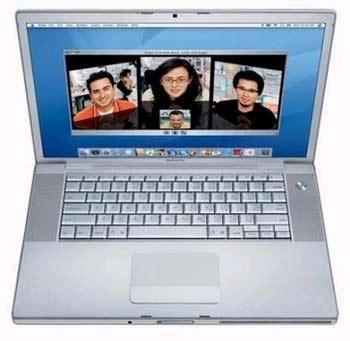 Apple ra mắt dòng laptop MacBook mới