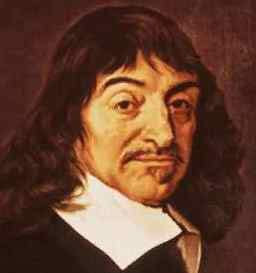 Nhà triết học Pháp giữa thế kỷ 17 René Descartes