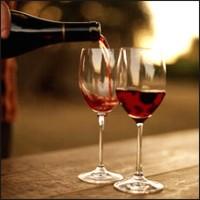 Rượu vang đỏ có thể chống điếc
