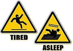 Máy tính báo động cho thợ mỏ ngủ gật