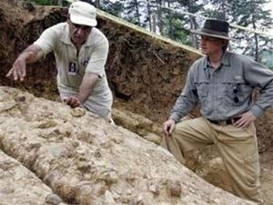 Kim tự tháp cổ được phát hiện ở Bosnian