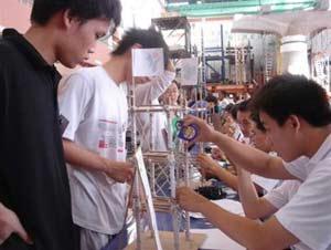 IDEERS - cuộc thi thiết kế nhà chịu động đất tại Đài Loan