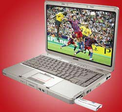 HP ra mắt dòng máy tính Compaq V serie