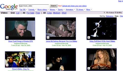 Google cải tiến dịch vụ Online Video